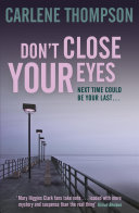 Don t Close Your Eyes