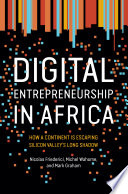 Digital Entrepreneurship in Africa