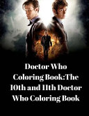Doctor Who Coloring Book Book