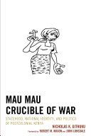 Mau Mau Crucible of War [Pdf/ePub] eBook