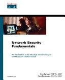 Network Security Fundamentals