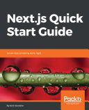 Next.js Quick Start Guide Pdf/ePub eBook