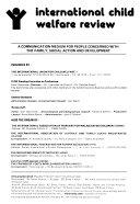 International Child Welfare Review