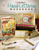 CardMaker s   Hand Lettering Workbook