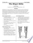 Dr. Seuss Literature Activities--The King's Stilts