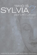 Who Is Sylvia?