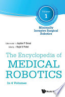 Encyclopedia of Medical Robotics