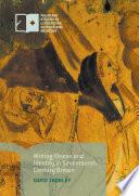 Writing Illness and Identity in Seventeenth Century Britain