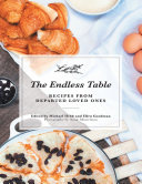 Pdf The Endless Table: Recipes from Departed Loved Ones Telecharger