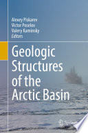 Geologic Structures Of The Arctic Basin Book PDF
