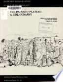 The Pajarito Plateau