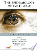 Epidemiology Of Eye Disease  The  Third Edition  Book