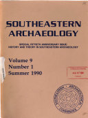 Southeastern Archaeology