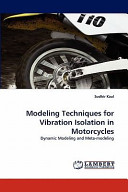 Modeling Techniques for Vibration Isolation in Motorcycles