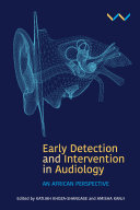 Early Detection and Intervention in Audiology Pdf/ePub eBook