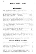 San Francisco Blue Book; the Fashionable Private Address Directory, San Francisco-Oakland-Berkeley-Alameda