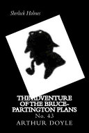 Free Download The Adventure of the Bruce-Partington Plans Book