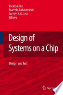Design of Systems on a Chip  Design and Test