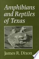 Amphibians And Reptiles Of Texas Book PDF