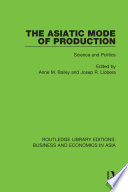 The Asiatic Mode of Production