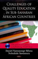 Challenges of Quality Education in Sub Saharan African Countries