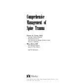 Comprehensive Management of Spine Trauma