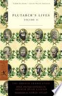 The Lives of the Noble Grecians and Romans  Volume II