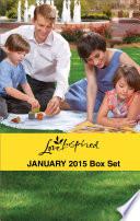 Love Inspired January 2015 Box Set