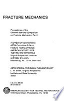 Proceedings of the ... National Symposium on Fracture Mechanics