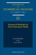 Numerical Methods for Non Newtonian Fluids