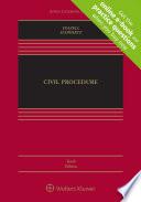 """""""Civil Procedure"""" by Stephen C. Yeazell, Joanna C. Schwartz"""