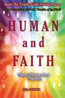 Human And Faith Visual/Interactive Book