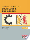 Current Debates in Sociology & Anthropology