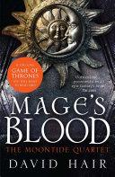 Mage's Blood Pdf/ePub eBook