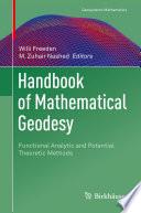 Handbook of Mathematical Geodesy