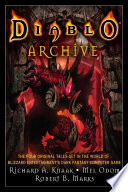 Diablo Archive Book PDF