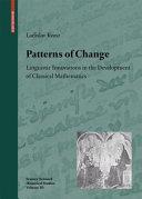 Patterns of Change