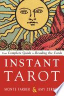 Instant Tarot Book PDF