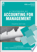 A Textbook of Accounting for Management, 4th Edition