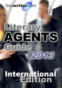 Literary Agents Guide 2013  International Edition