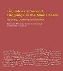 English as a Second Language in the Mainstream [Pdf/ePub] eBook