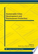 Sustainable Cities Development and Environment Protection Book