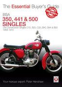 BSA 350  441   500 Singles