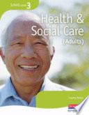 Health And Social Care Adults