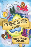 Welcome to Lisbon Kids Travel Journal