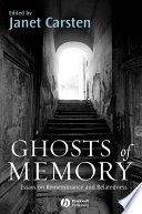 Ghosts of Memory