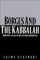 Borges and the Kabbalah