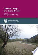 Climate Change And Groundwater Book PDF