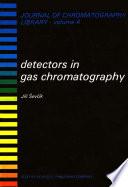 Detectors In Gas Chromatography Book PDF