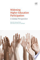 Widening Higher Education Participation Book